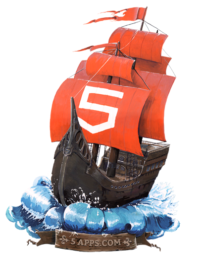 HTML5 Pirate Ship